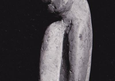 דמות אישה, 1954, אבן גיר