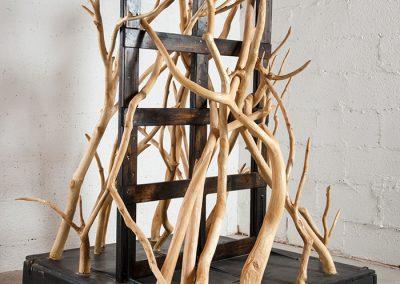 חורף, 2011, עץ