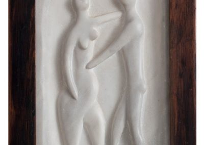 חיבוק, 1948, שיש