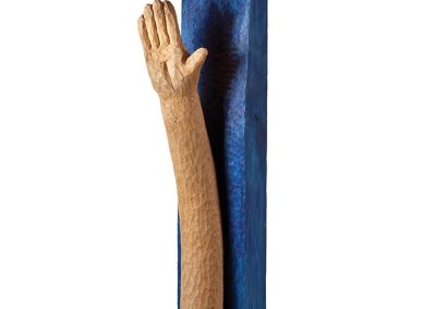 יד האמונה, 2001, עץ