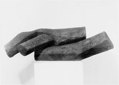 מנחה, 1964, עץ שיקמה