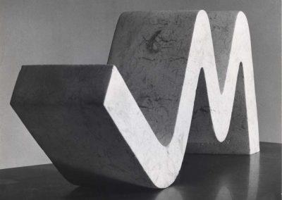נוף, 1977, אבן ירושלמית