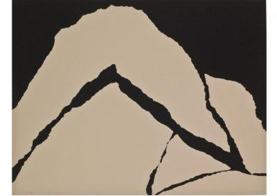 נוף, 1977, ליתוגרפיה