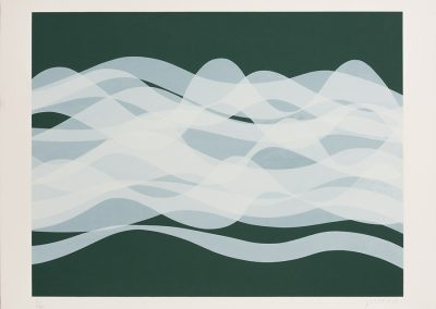 נוף, 1975, הדפס
