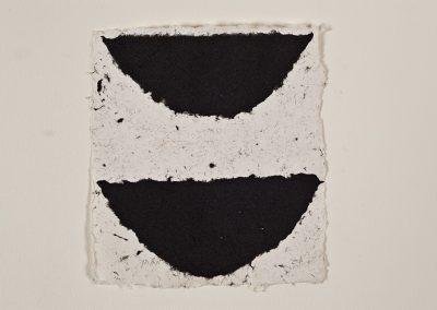 סירות קנו, 1981, נייר עשוי ידנית