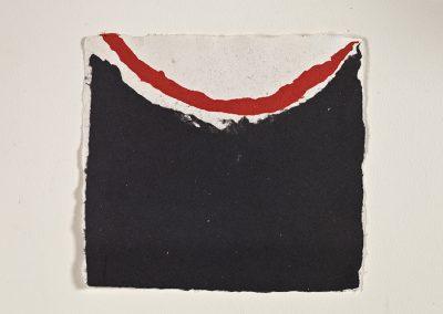 עמק, 1981, נייר עשוי ידנית
