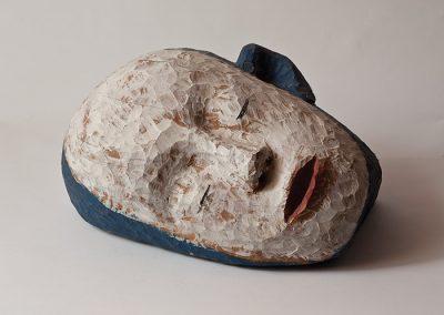 ראש ישן, 1990, עץ