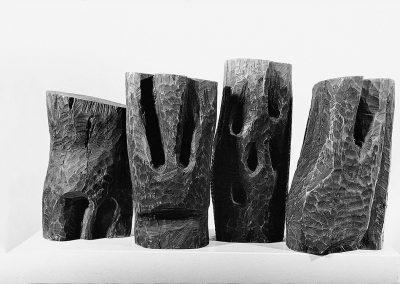 תהלוכה, 1962, עץ מייפל